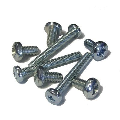 thread machine screws